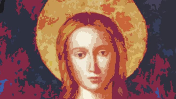 Viktoria Scholz: Maria Magdalena und das innere Selbstverständnis der geistig eigenständigen Frau