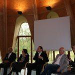 Diskussionsrunde am Samstagvormittag